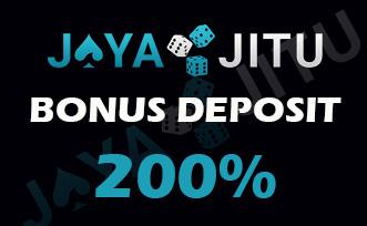 bonus deposit 200%